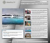 Contest Entry #14 for Website Design for KHAAFILA.TV  and HIJRAH.TV online televisions