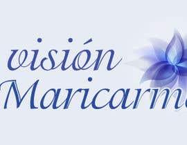 "Kihot tarafından Design a logo for my blog: ""La visión de Maricarmen"" için no 32"