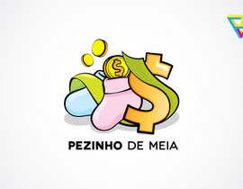#69 for Logo Design for Pezinho de Meia (Baby Socks in portuguese) by Ferrignoadv