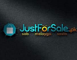 AhmadBinNasir tarafından Make a logo for justforsale.pk için no 45