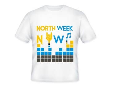 Raheell tarafından Design a T-Shirt için no 8