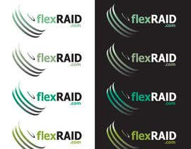 #75 para Logo Design for www.flexraid.com por robertcjr