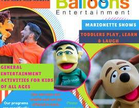 Tamara2016 tarafından Design a Flyer for Puppet Show and Entertainment Company için no 18