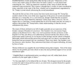 mikebrown5 tarafından Political Articles for US Elections için no 5