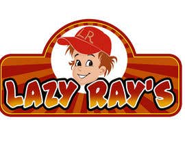 #3 para Logo Design for Lazy Ray's por rogeliobello