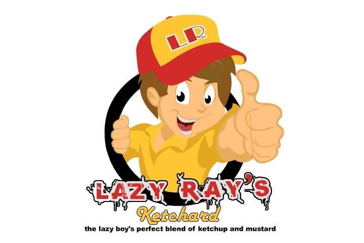 Konkurrenceindlæg #                                        44                                      for                                         Logo Design for Lazy Ray's