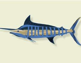 rayhananimator tarafından Illustrate 3 species of fish to be used for embroidery için no 11