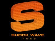 Graphic Design Entri Peraduan #157 for Logo Design for T-Shirt Company.  ShockWave Tees