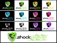 Contest Entry #161 for Logo Design for T-Shirt Company.  ShockWave Tees
