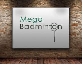 YoshanBisanka tarafından Design a Logo for Mega Badminton (Badminton Court) için no 63