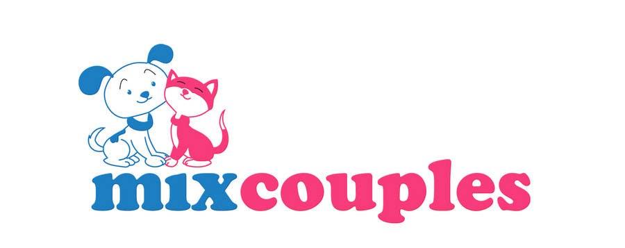 Inscrição nº                                         618                                      do Concurso para                                         Logo Design for mixcouples.com