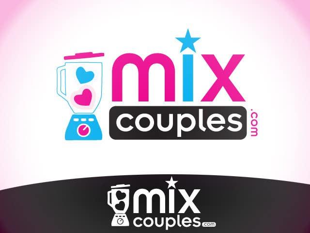 Inscrição nº                                         780                                      do Concurso para                                         Logo Design for mixcouples.com