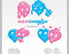 #656 для Logo Design for mixcouples.com от totovas