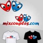 Graphic Design Inscrição do Concurso Nº749 para Logo Design for mixcouples.com