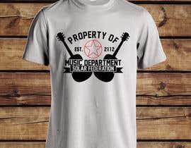 MadjuBerkarya tarafından Solar Federation T-Shirt için no 5