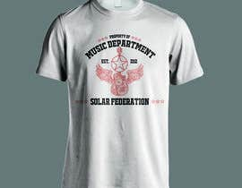 nislamnur tarafından Solar Federation T-Shirt için no 11