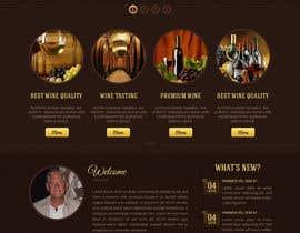 #10 for Build a website for WineDriver.Com af TemplateDigitale