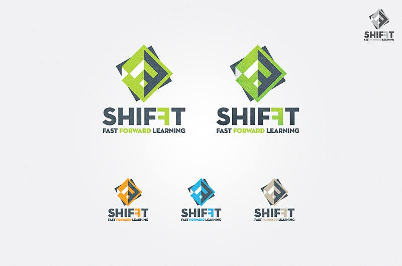 #405 for Logo Design for SHIFFT by ezmode