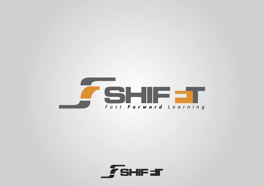 Entri Kontes #588 untukLogo Design for SHIFFT