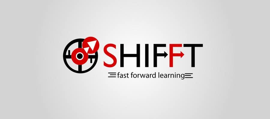 Entri Kontes #529 untukLogo Design for SHIFFT