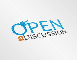 """#27 cho Design a Logo for """"Open 4 Discussion"""" bởi GMalpani"""