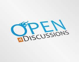 """#30 cho Design a Logo for """"Open 4 Discussion"""" bởi GMalpani"""