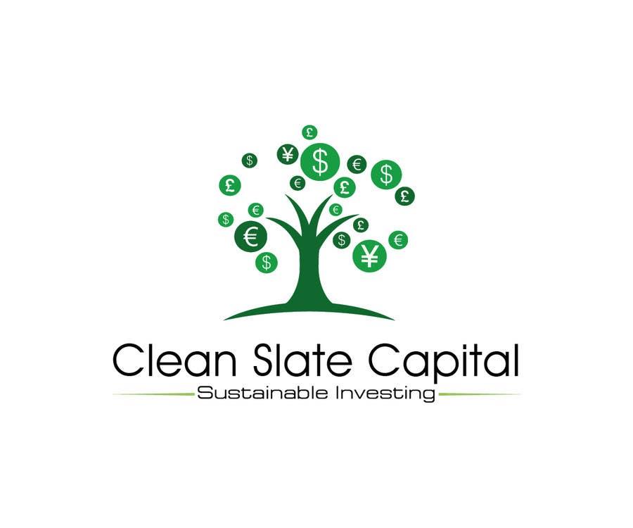 Bài tham dự cuộc thi #                                        24                                      cho                                         Design a Logo for Clean Slate Capital