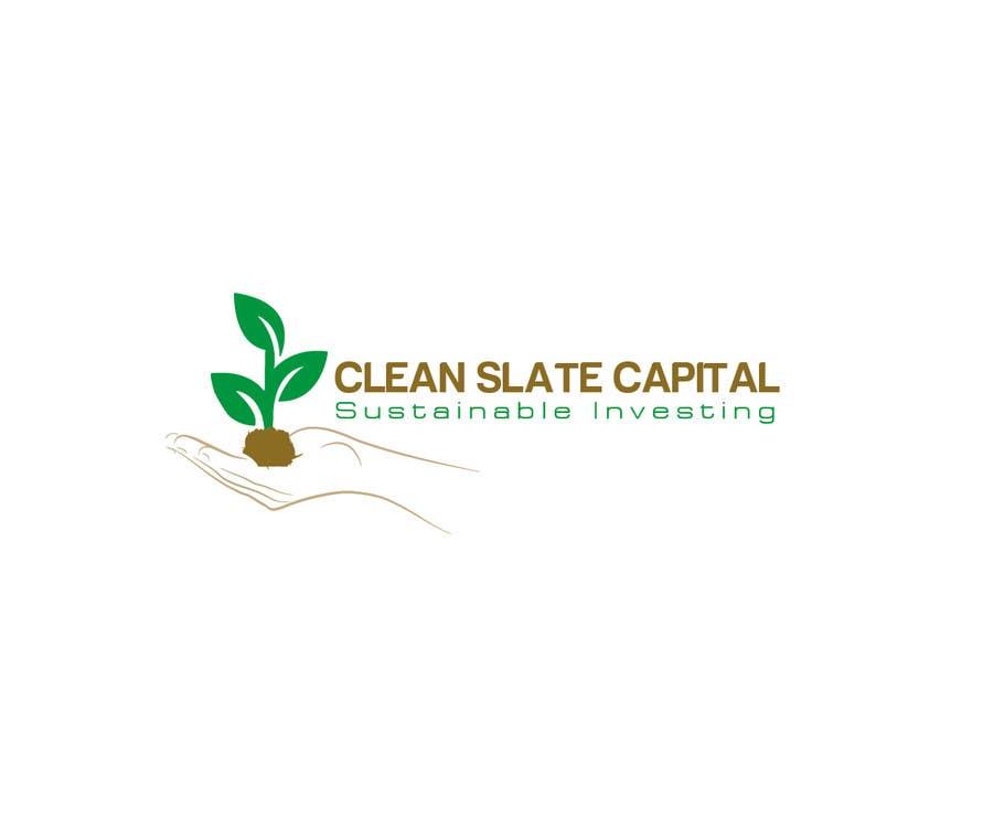 Bài tham dự cuộc thi #                                        26                                      cho                                         Design a Logo for Clean Slate Capital
