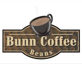#180 สำหรับ Logo Design for Bunn Coffee Beans โดย dolphindesigns
