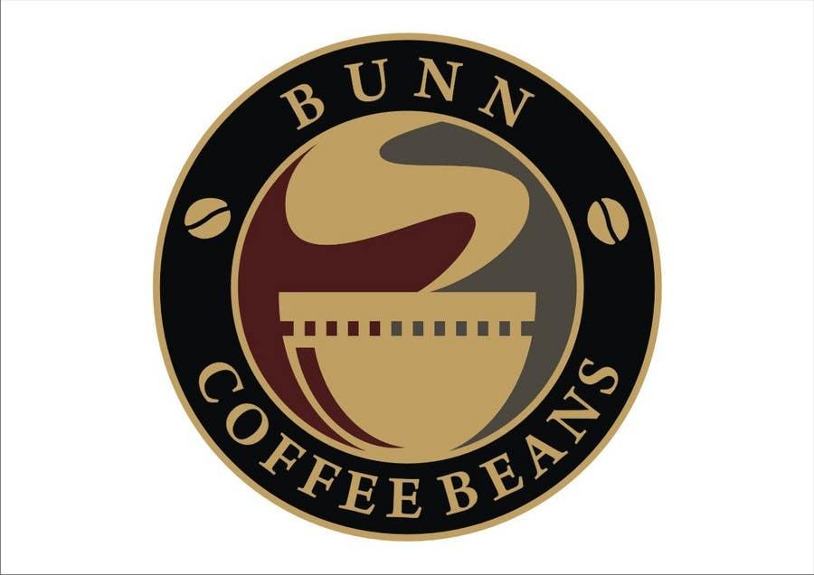 Contest Entry #128 for Logo Design for Bunn Coffee Beans