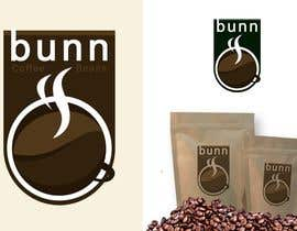#122 para Logo Design for Bunn Coffee Beans por johansjohnson