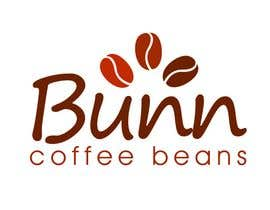 #83 para Logo Design for Bunn Coffee Beans de Grupof5