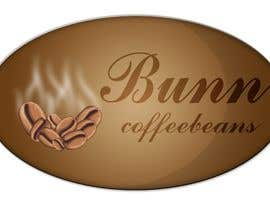 #154 para Logo Design for Bunn Coffee Beans por waqasmoosa