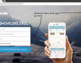 Crizok tarafından One-Page Landing Website for Startup için no 4