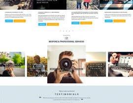 usashisl tarafından Design a Website Mockup for a new version of an existing site için no 12