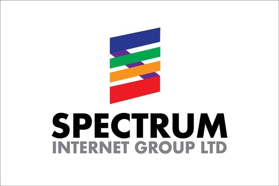 Penyertaan Peraduan #27 untuk Logo Design for Spectrum Internet Group LTD