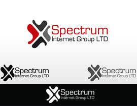 nº 5 pour Logo Design for Spectrum Internet Group LTD par khalidalfares