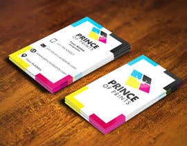 pointlesspixels tarafından Design some Business Cards for Printing Co için no 16