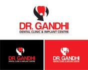 Bài tham dự #32 về Graphic Design cho cuộc thi Design a Logo for Dr. Gandhi Dental Clinic & Implant centre