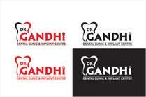 Bài tham dự #49 về Graphic Design cho cuộc thi Design a Logo for Dr. Gandhi Dental Clinic & Implant centre