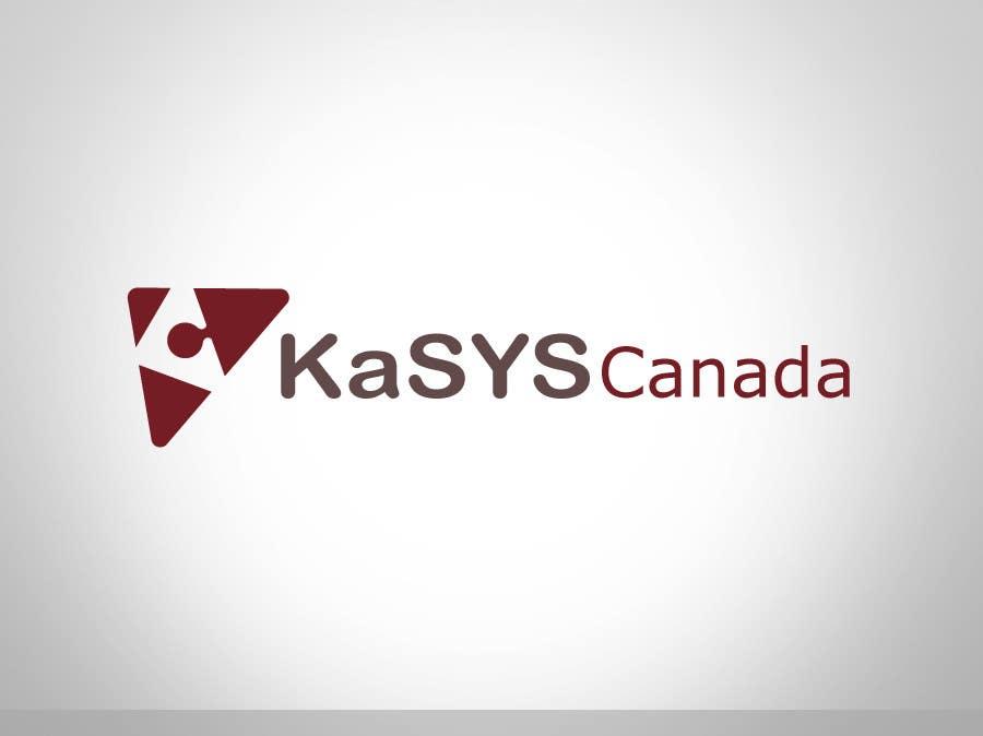 Konkurrenceindlæg #                                        143                                      for                                         Logo Design for KaSYS Canada
