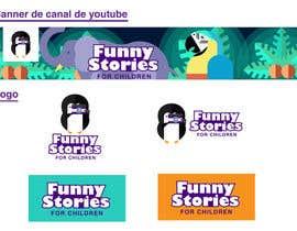 giselabarros tarafından Diseñar un logotipoy un banner para un canal infantil  de youtube için no 13