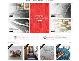 Makkina tarafından Design a Website Mockup için no 14