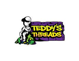 #70 cho Logo Design for Teddy's Threads bởi Ferrignoadv