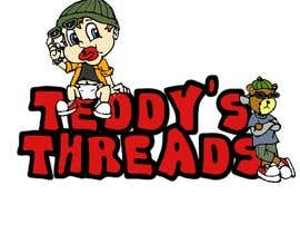 #41 para Logo Design for Teddy's Threads por rkane123