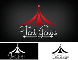 "#13 for Design a logo for ""Tent Genius"" by karunrams"