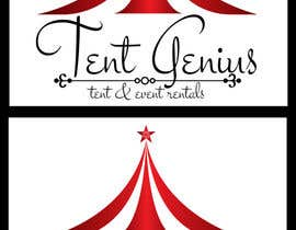 "#25 for Design a logo for ""Tent Genius"" by karunrams"