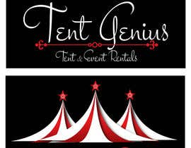 "#32 for Design a logo for ""Tent Genius"" by karunrams"