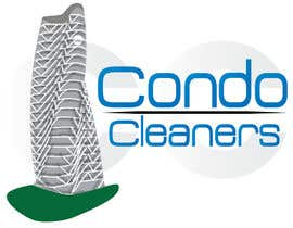 #360 para Logo Design for Condo Cleaners por Luizmash