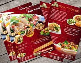 shaziaparveen618 tarafından Design a Flyer For FitEx Meals için no 28